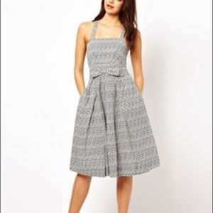Modcloth Emily and Fin Dress